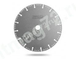 Алмазный диск по металлу MESSER F/M, 230D