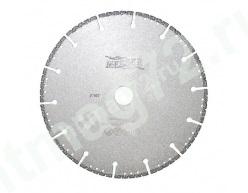 Алмазный диск по металлу MESSER тонкий F/MТ, 125D