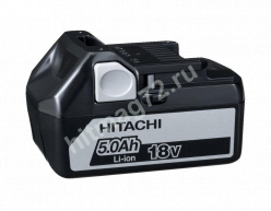 Аккумулятор Hitachi BSL1850 18В 5.0 Ач Li-Ion