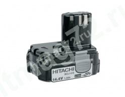 Аккумулятор Hitachi BCL1415 14,4В 1.5 Ач Li-Ion
