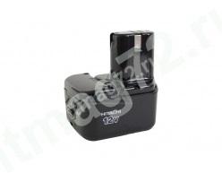 Аккумулятор Hitachi BCC1215, 12В, 1.5Ah, Ni-Cd