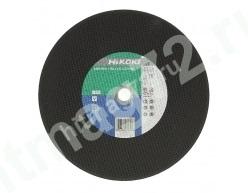 Отрезной диск 350X2,8X25,4 Hitachi/HIKOKI (металл) Словения