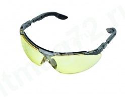 Защитные очки Hitachi с линзой янтарного цвета (Германия)