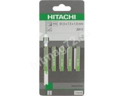 Пилки Hitachi для лобзика, металл JM10 (Швейцария) 5 шт.