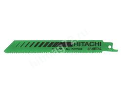 Пилки Hitachi для сабельной пилы, металл, пластик, стекловолокно, профиль (Швейцария) 5 шт.