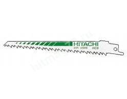 Пилки Hitachi для сабельной пилы, древесина, фанера, ДСП, пластмасс (Швейцария) 5шт