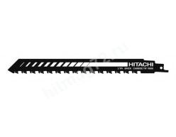 Пилки Hitachi для сабельной пилы RB50 (кирпич, бетон, камень) Швейцария 1шт