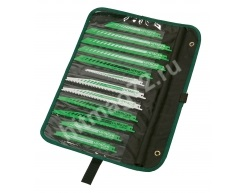 Набор пилок Hitachi для сабельной пилы 12 шт., для различных материалов (Швейцария)
