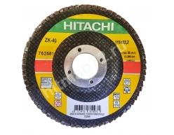 Круг Hitachi лепестковый торцевой КЛТ 115Х22.23 Р40 - Германия