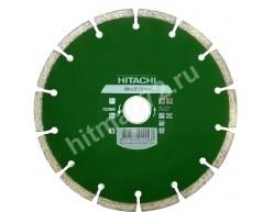 Алмазный диск Hitachi 180х22,2х7 Универсальный