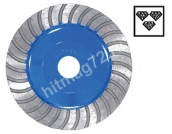 Алмазная шлифовальная чашка Hitachi 100х22,2х20 PW (Турбо) Япония (Бетон, кирпич, мрамор, гранит)