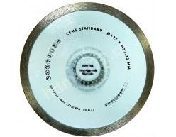 Алмазный диск Hitachi 125x22,23мм по твердой и натурально плитке