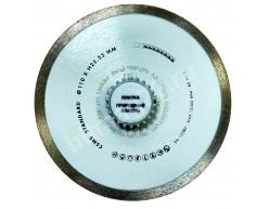 Алмазный диск Hitachi 110X22.23мм по твердой и натуральной плитке