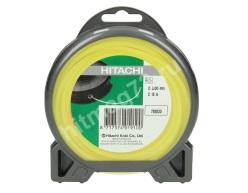 Леска для триммеров Hitachi квадратное сечение 3,0мм X 15м Марокко