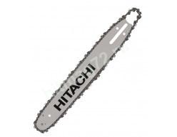 """Шина и цепь Hitachi 14"""", 3/8, 1.3 мм, 52 зв."""