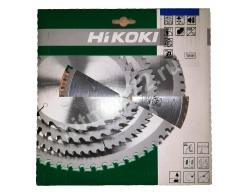 Диск HIKOKI для циркулярной пилы по металлу 185Х20  Z48зуб. (Франция)