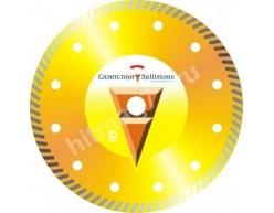 Алмазный диск СПЛИТСТОУН Turbo 230x2,6x10x22,2,